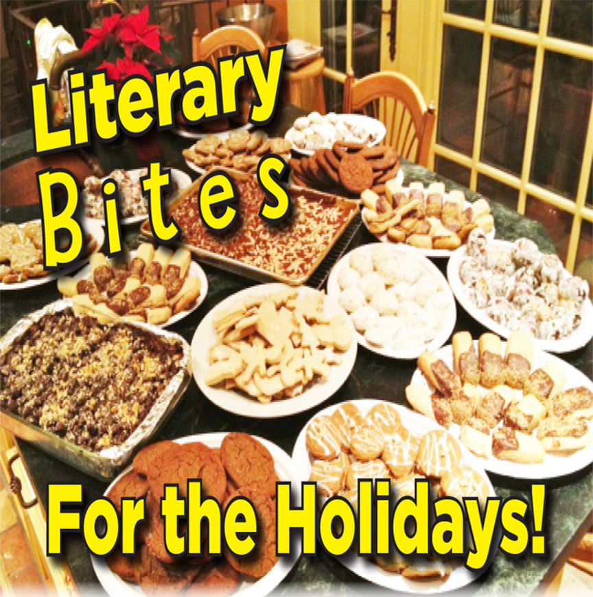Literary Bites: For the Holidays!