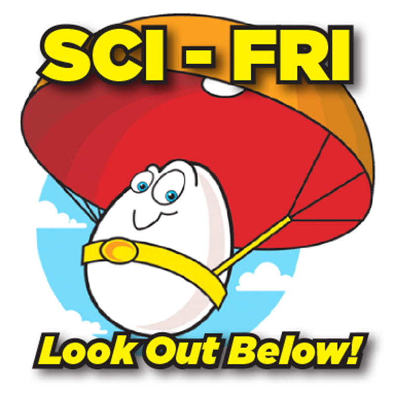 Sci-Fri: Look Out Below!