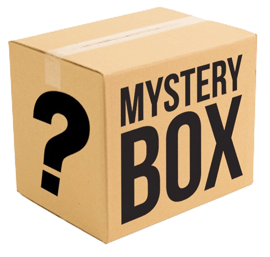 Mystery Box: Candy Construction - EVENT FULL