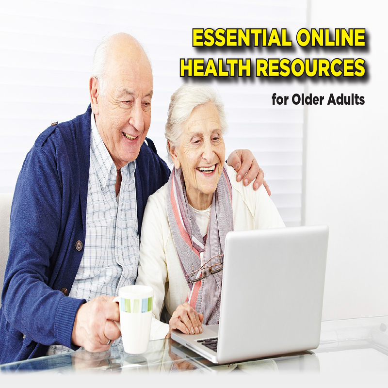 Essential Online Health Resources for Older Adults