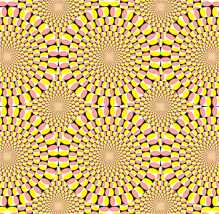 Sci-Fri: Optical Illusions - EVENT FULL