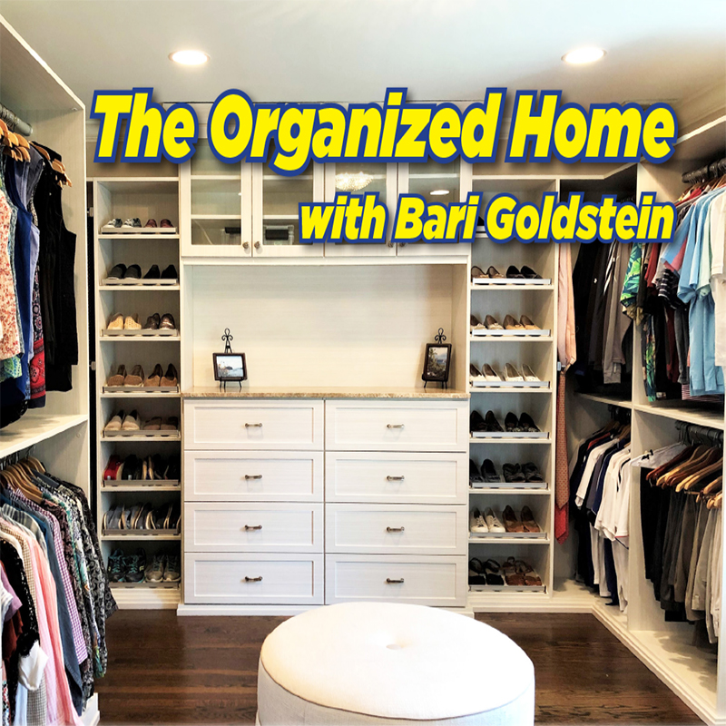 The Organized Home with Bari Goldstein