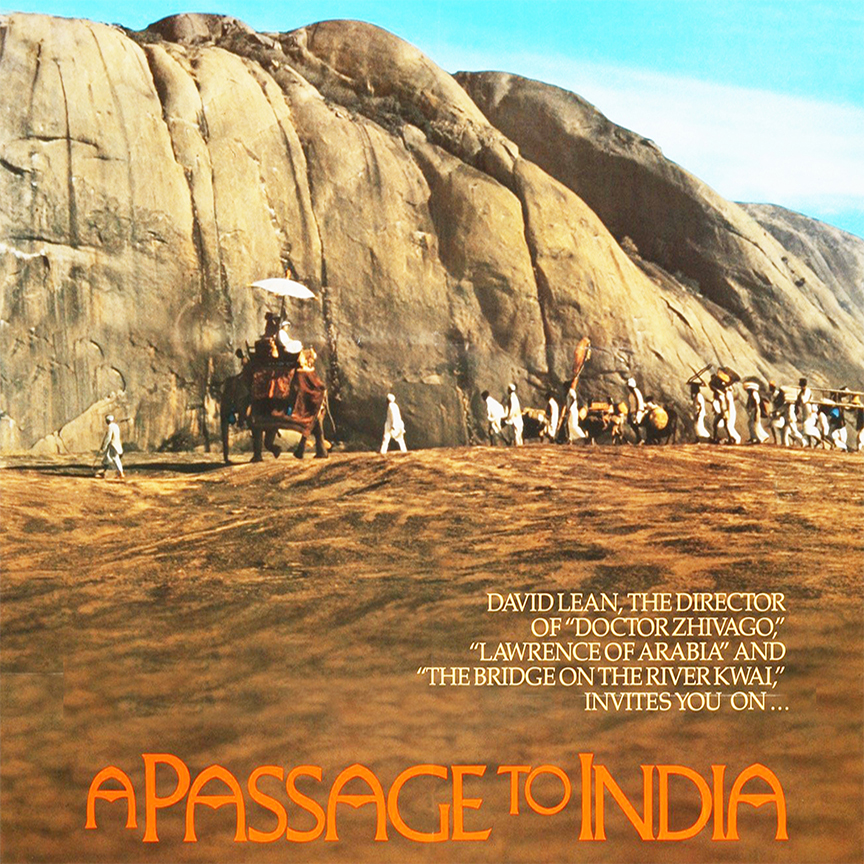 Film & Discussion with Paul Doherty: A Passage to India