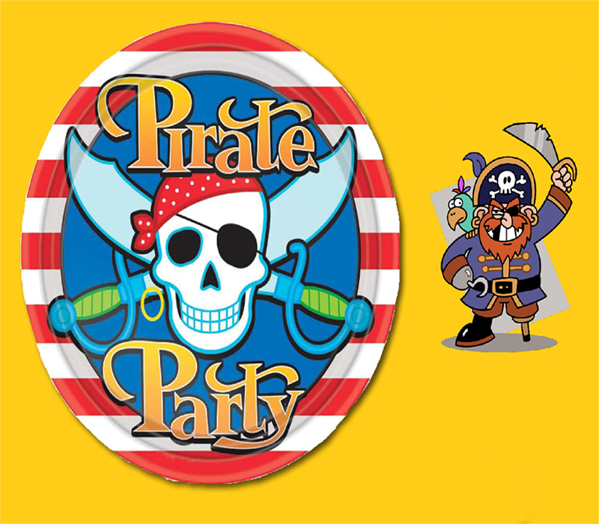 Larchmont Library Pirate Party!