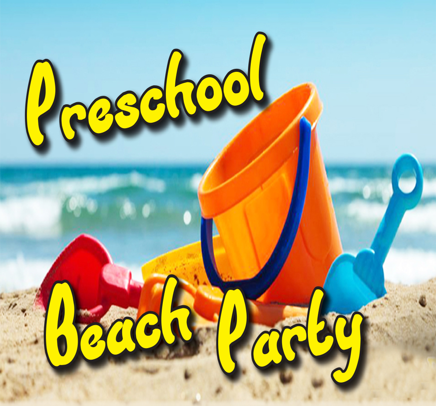 Preschool Beach Party