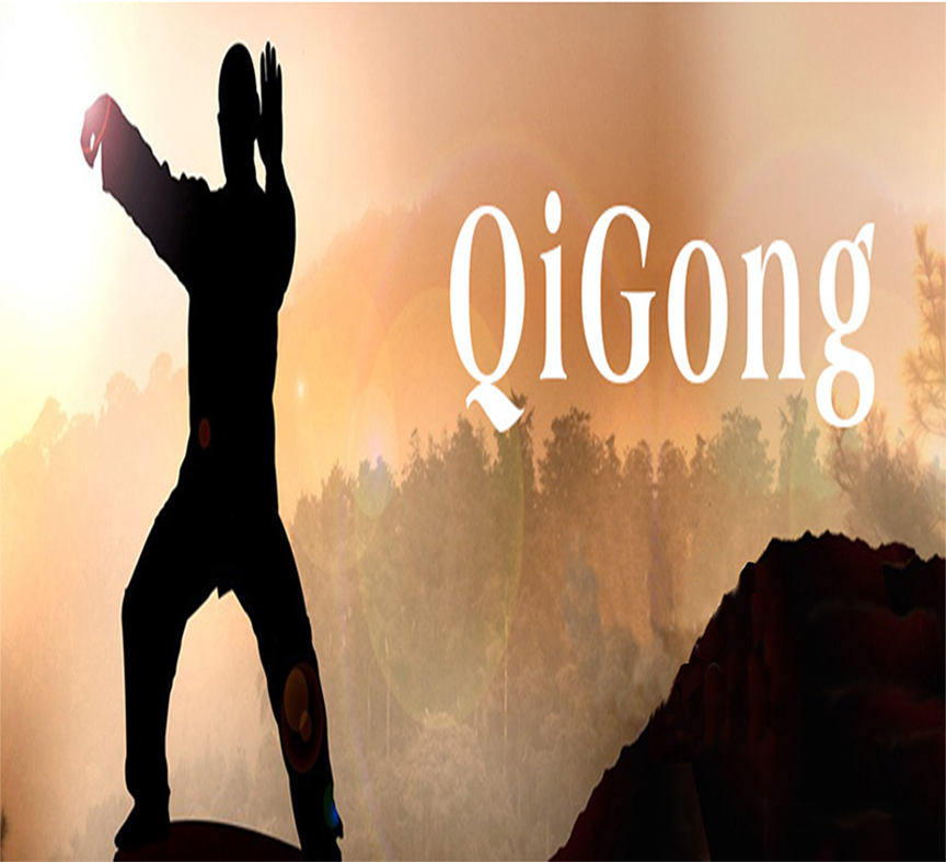 Saturday QiGong with Steve Goldstein.
