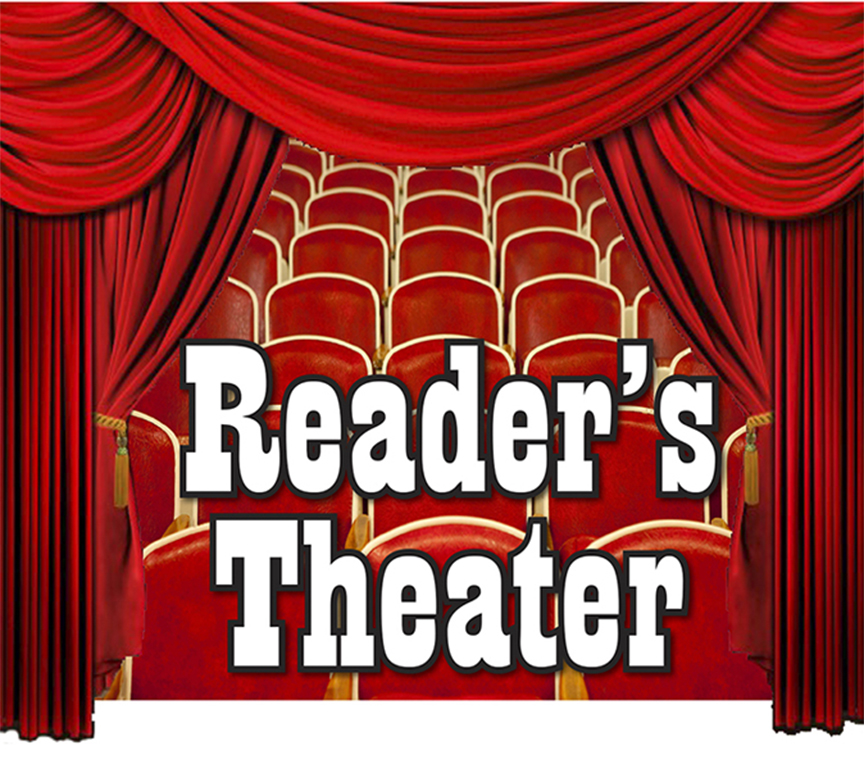 Reader's Theater: The Ghost and the Lone Warrior - EVENT FULL