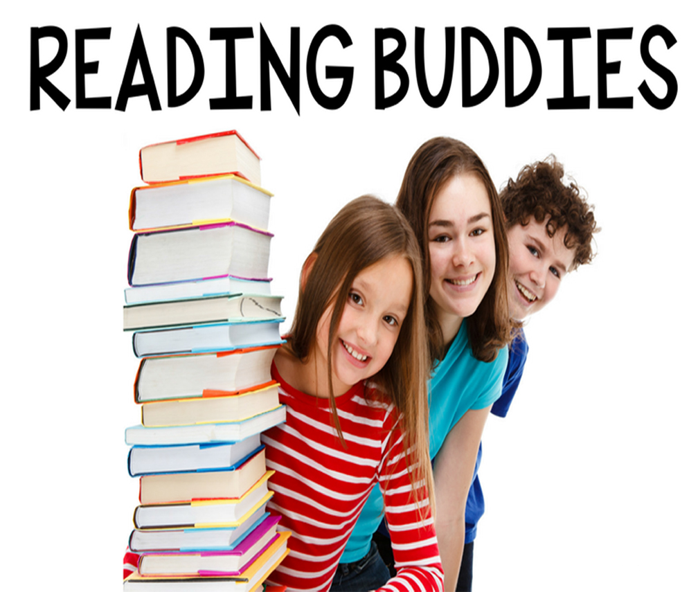 Join the Reading Buddies