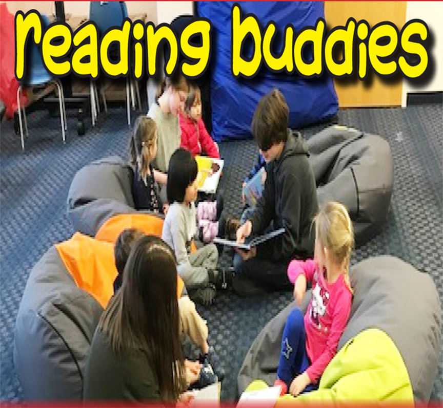 Be a Reading Buddy