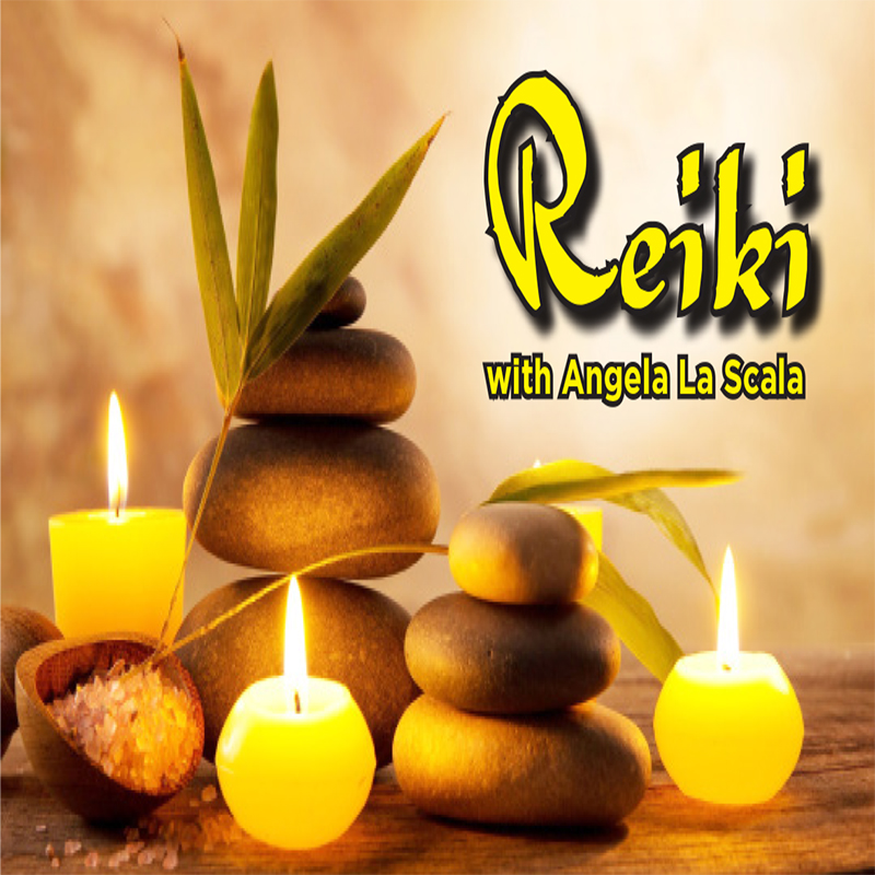 REIKI with Angela La Scala - EVENT FULL