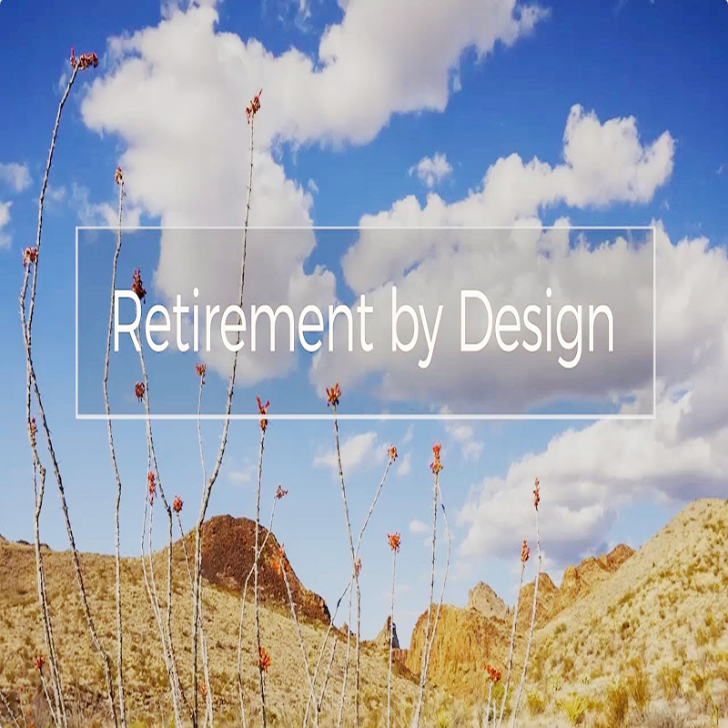 Retirement by Design with Keith Underwood