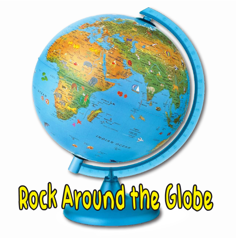 LIBRARIES ROCK: Rock Around the Globe