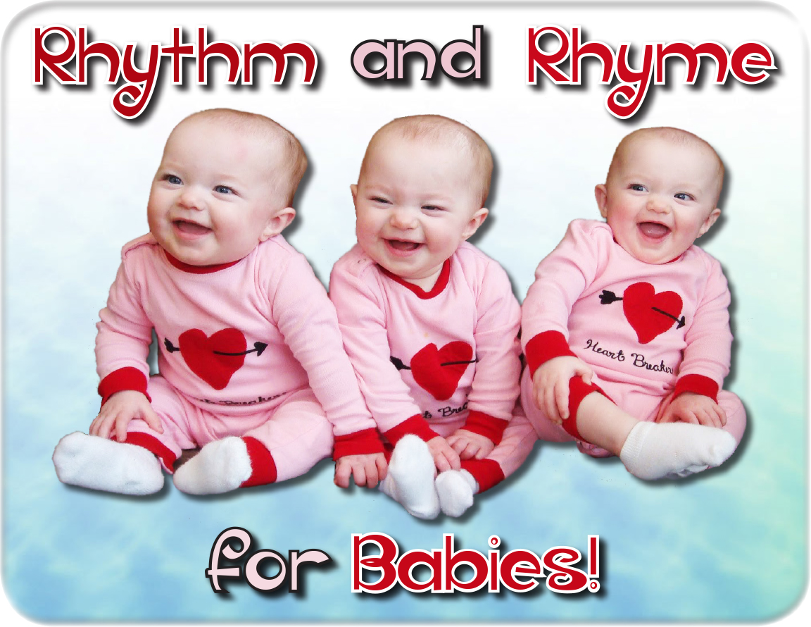 Rhythm and Rhyme for Babies - Tuesday -EVENT FULL
