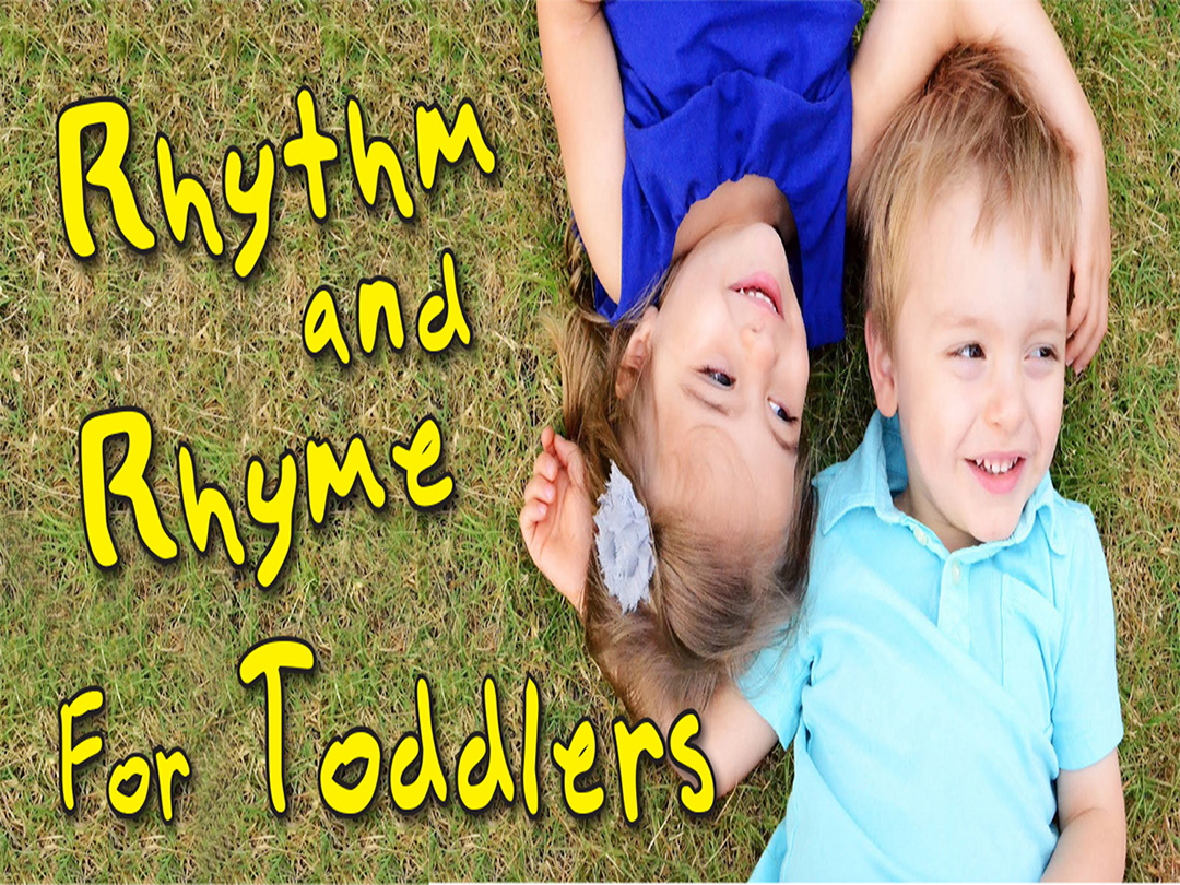 Rhythm and Rhyme for Toddlers - Tuesdays