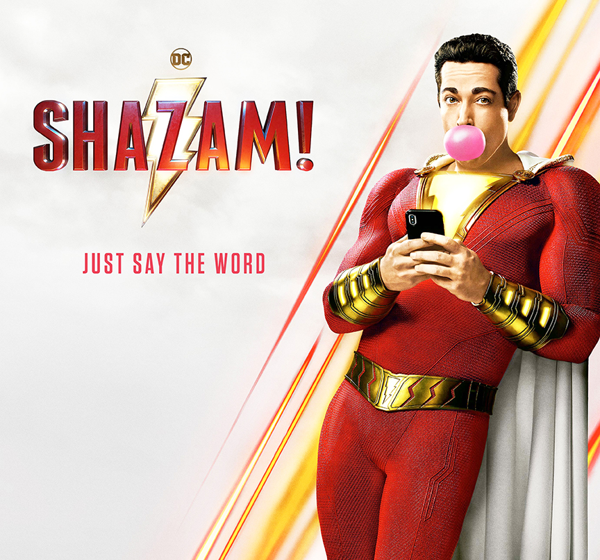 New Movie of the Month: SHAZAM