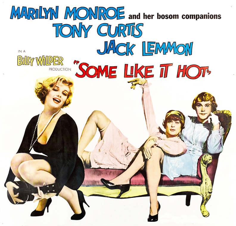 Film & Discussion with Paul Doherty: Some Like It Hot