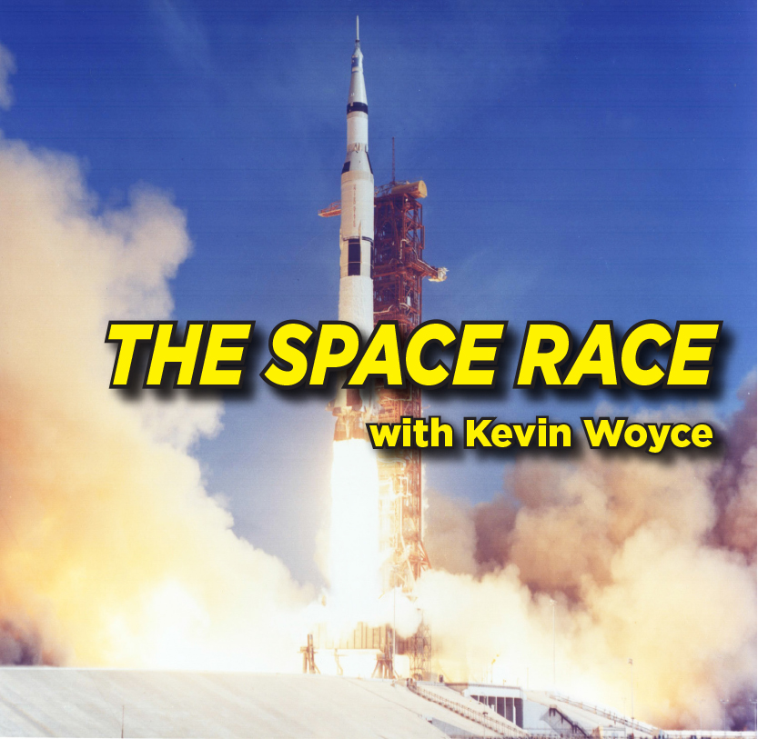 The Space Race with Kevin Woyce