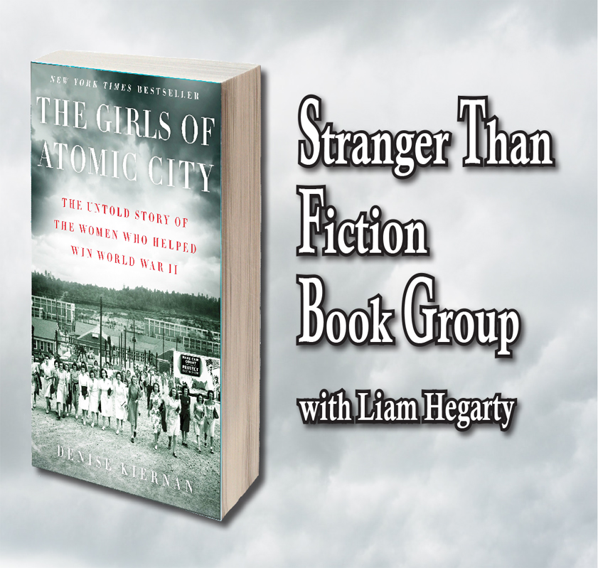 Stranger Than Fiction Book Group with Liam Hegarty