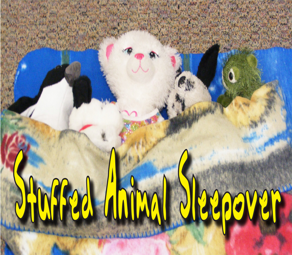 Stuffed Animal Sleepover: Superstar Edition with STAR KIDZ!