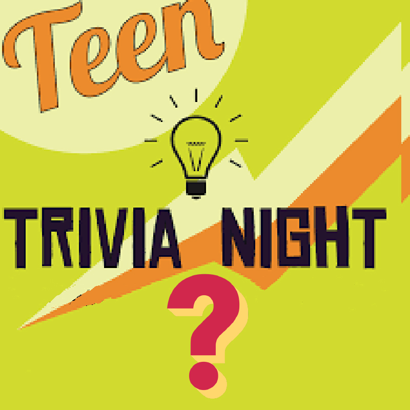 Teen Trivia Night