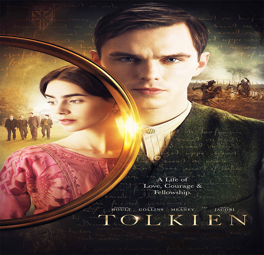 New Movie of the Month: TOLKIEN