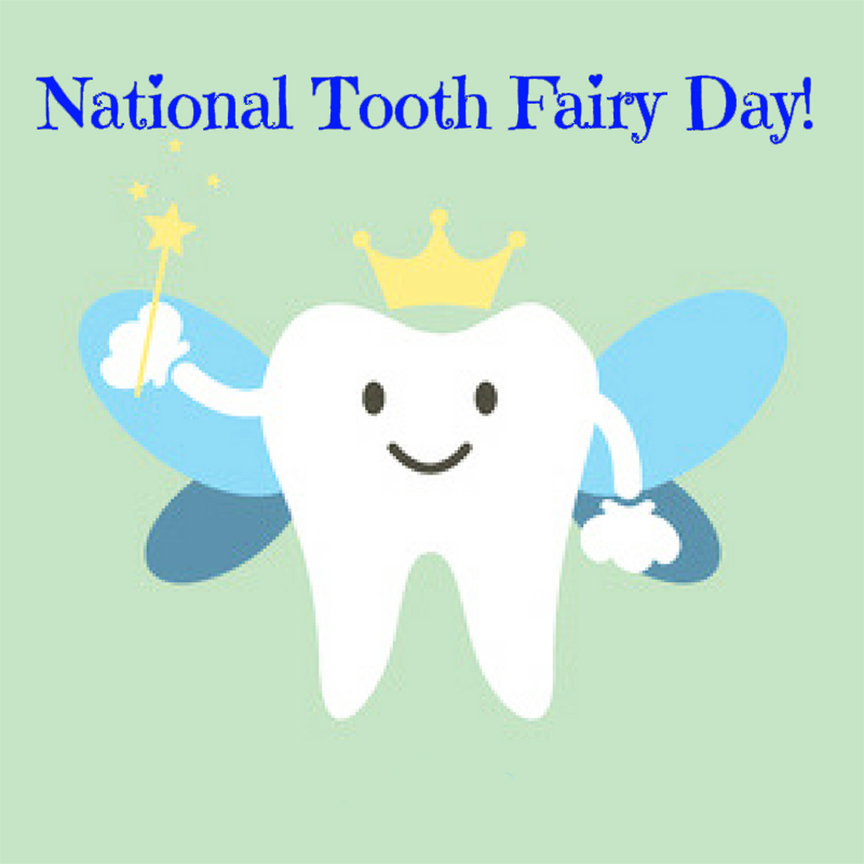 Weirdly Wonderful Holiday Storytime: Tooth Fairy Day