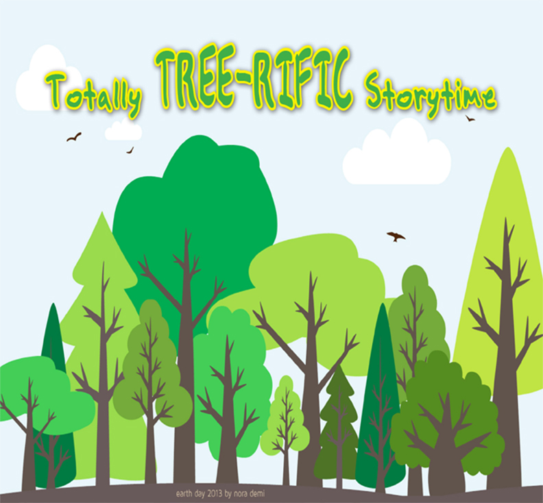 Totally Tree-Rific Storytime