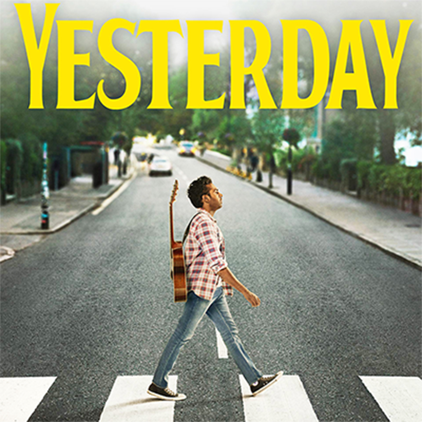 New Movie of the Month: YESTERDAY