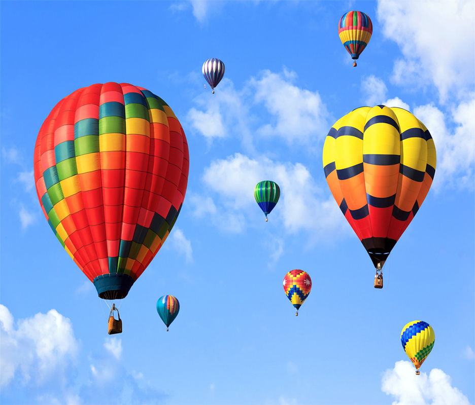 Wild & Wacky Holiday Storytime: Hot Air Balloon Day