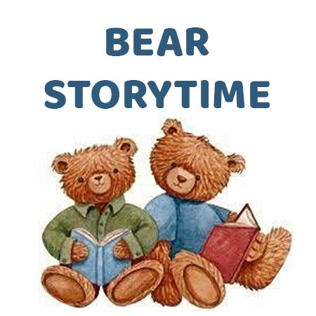 Bear Storytime with Erin on Zoom