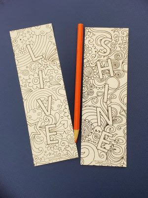 Take-Home Craft of the Week: Decorate Bookmarks