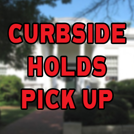 Get ready for curbside pickup!