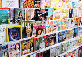 Check out our print magazines