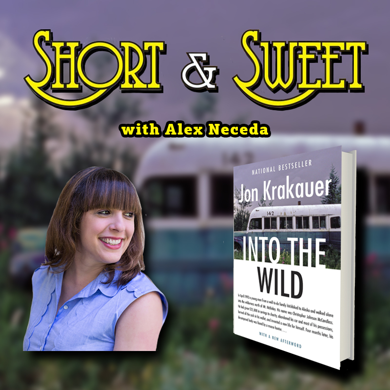 SHORT AND SWEET BOOK GROUP with Alex Neceda on ZOOM