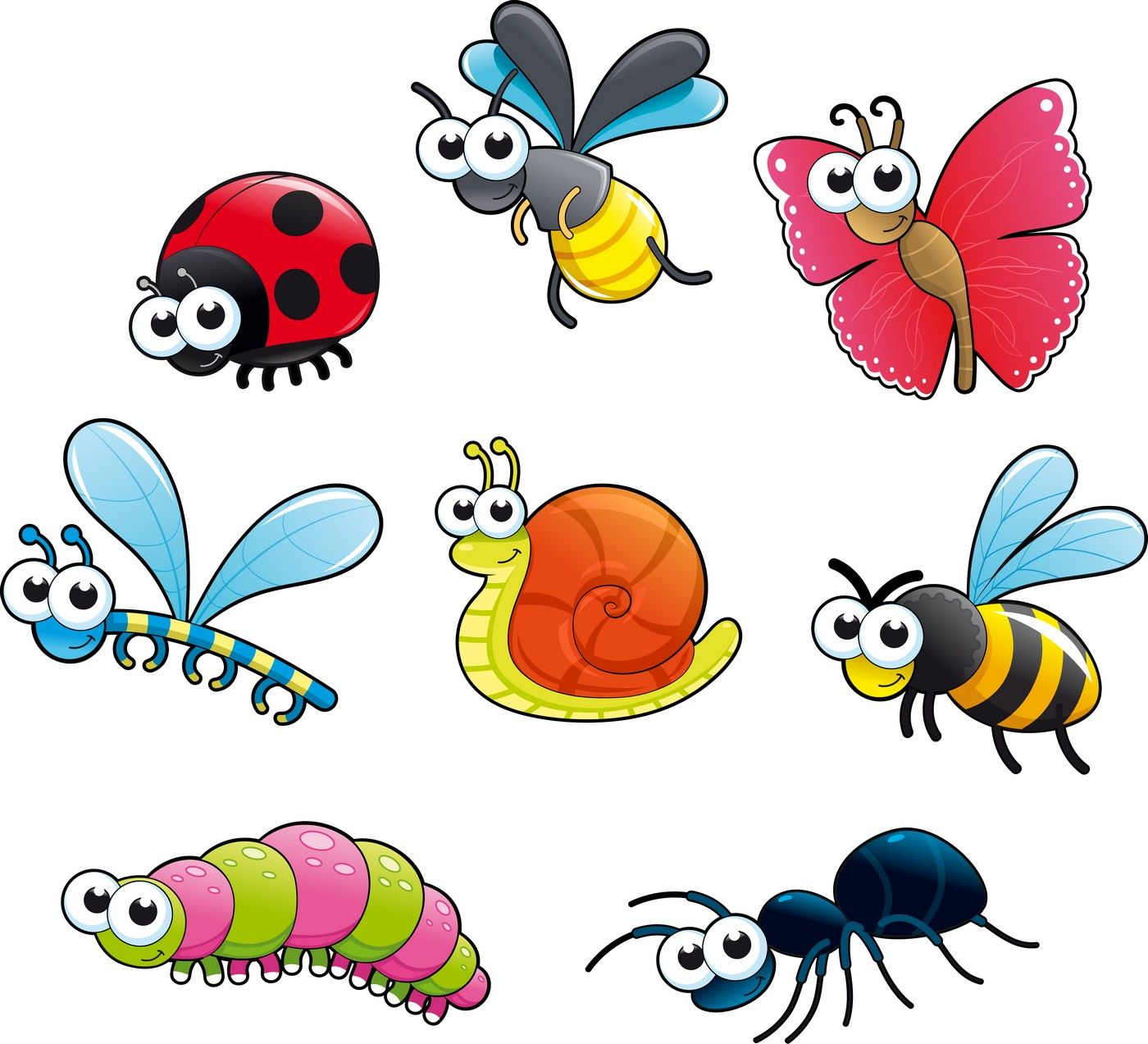 Take-Home Craft of the Week- Build a Bug Craft
