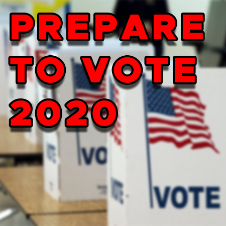 Prepare to Vote 2020: 3 Ways to Vote presented by the League of Women Voters of Westchester live on Zoom