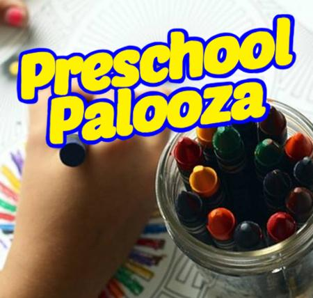 Preschool Palooza with Erin on Zoom