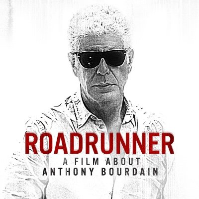 NEW MOVIE OF THE MONTH: Roadrunner: A Film About Anthony Bourdain