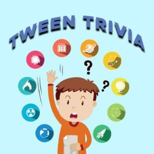 Tween Trivia on Zoom